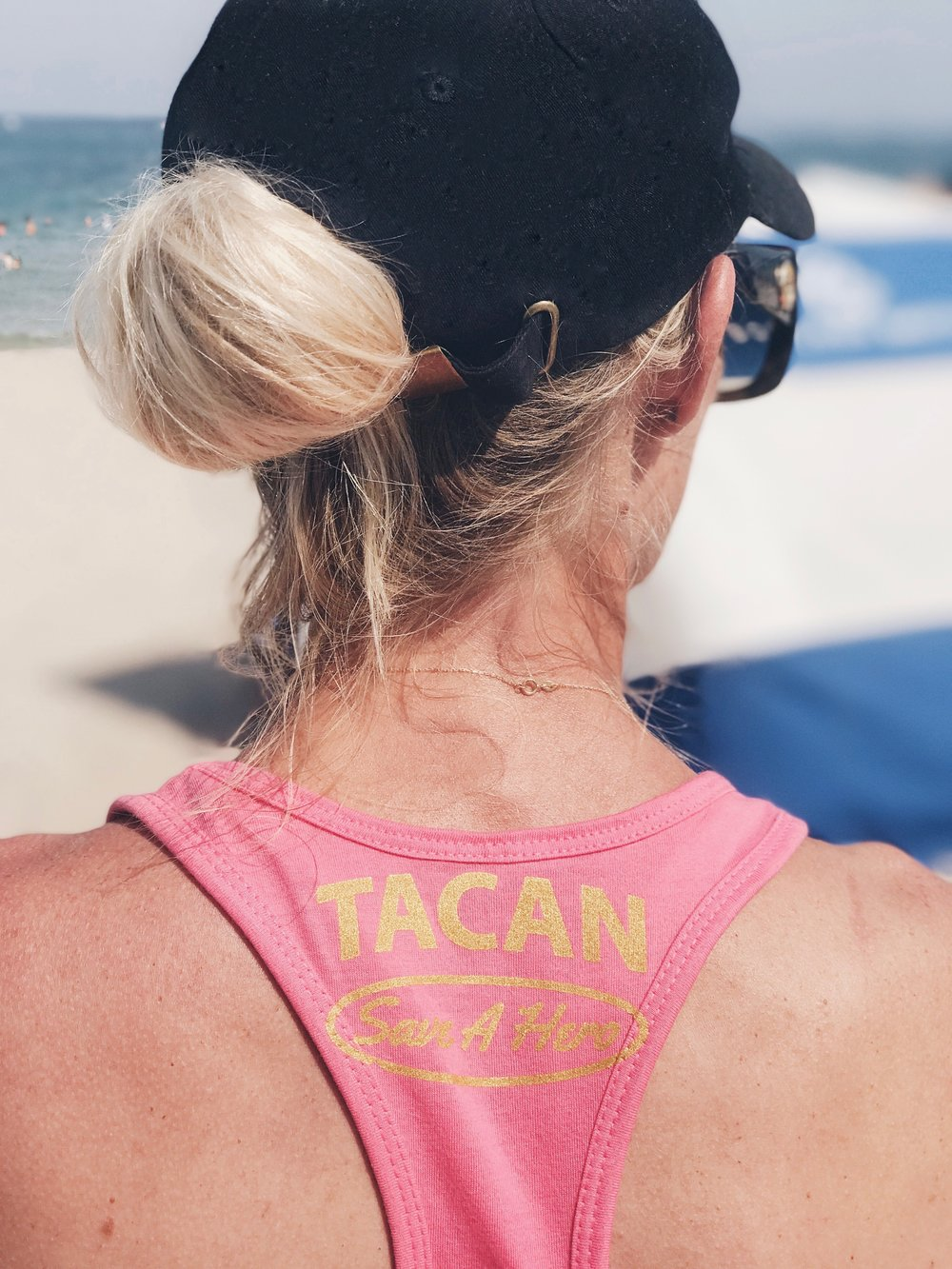VISIT TACAN CLOTHING ONLINE  HERE  AND HELP SAVE A HERO!
