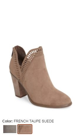 Vince Camuto Fileana Bootie