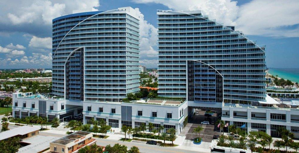 W Fort Lauderdale Hotel View.JPG
