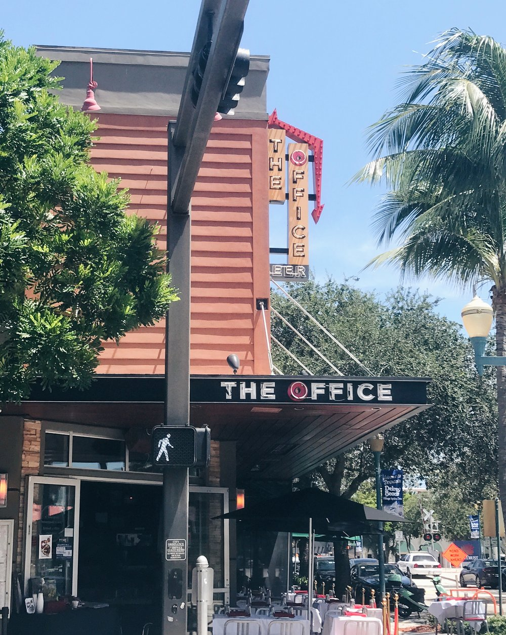 The Office ~  201 East Atlantic Avenue, Delray Beach, FL 33444