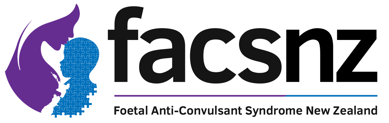 Foetal Anti-Convulsant Syndrome New Zealand