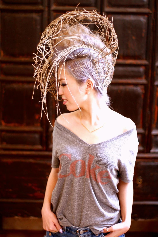 Avant-Garde Hairstyle Model — AikA\'s Love♥ Closet