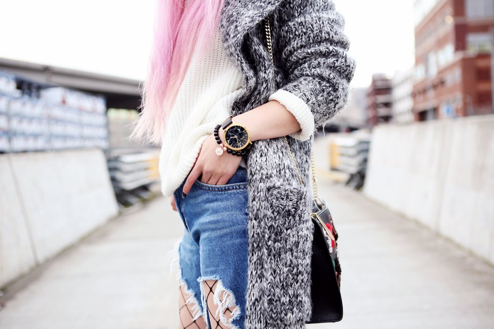 Christian Paul Watch 43mm Brighton Marble-AikA's Love Closet-Seatle Fashion Blogger-Japanese 3
