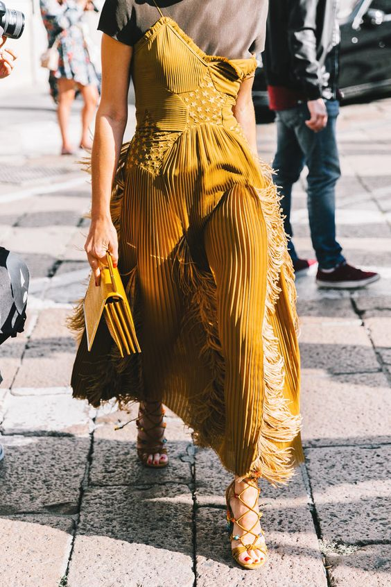 Yellow maxi dress - yellow bag - yellow sandals - street style - inspiration -aikas love closet-seattle style blogger-japanese.jpg
