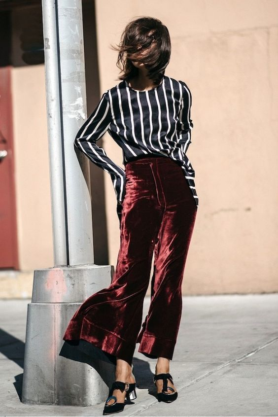 Top Velvet Fashion Trends for winter- aika's Love closet-japanese-seattle style fashion blogger-colored hair- street snap-velvet trousers.jpg