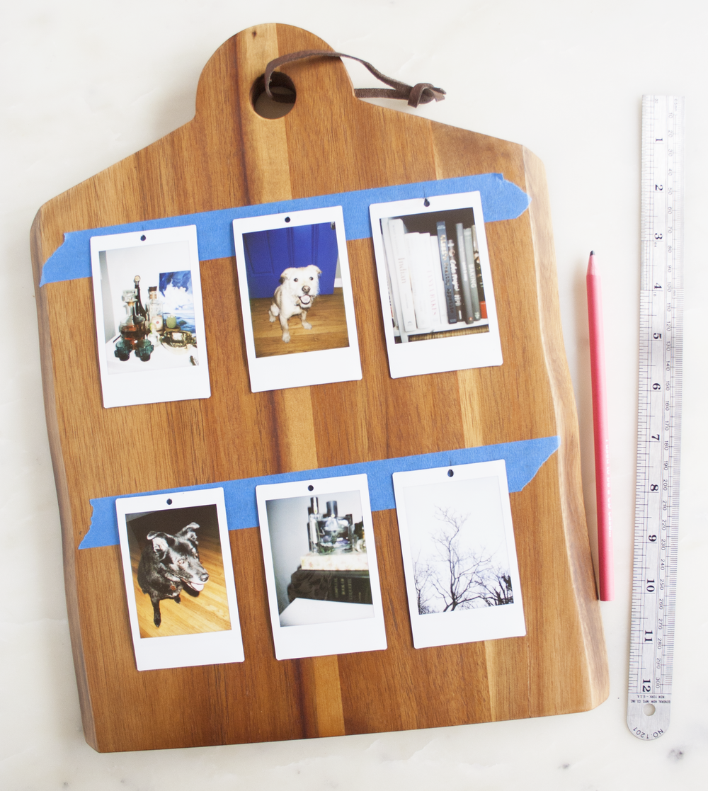 DIY Instax Photo Display | Sarah Makes Stuff