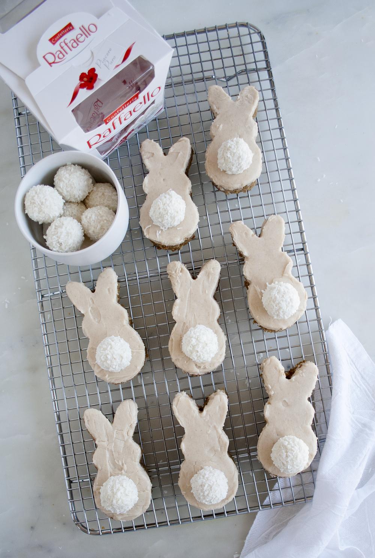 Carrot Cake Bunnies | Sarah Makes Stuff