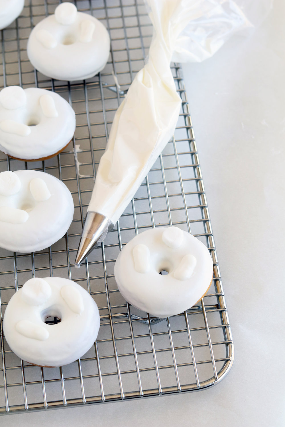 Bunny Donuts | Sarah Makes Stuff