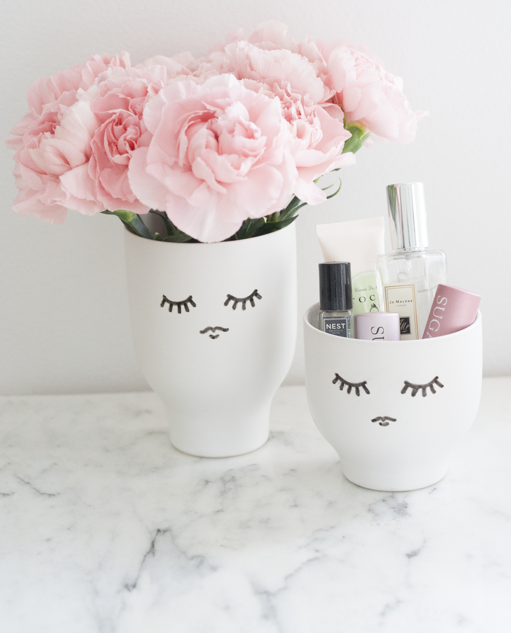 DIY Celfie Vase | Sarah Makes Stuff