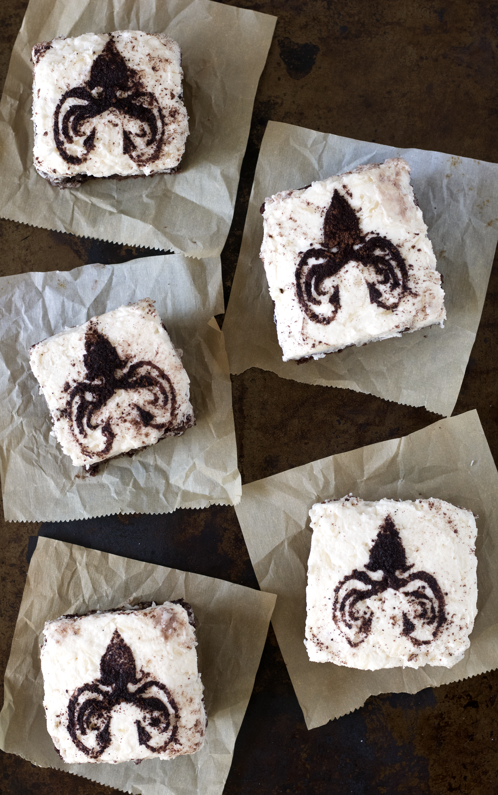 Almond Greyjoy Brownies | Sarah Makes Stuff