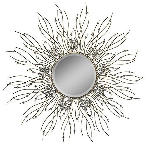 Sunburst Mirror Frame