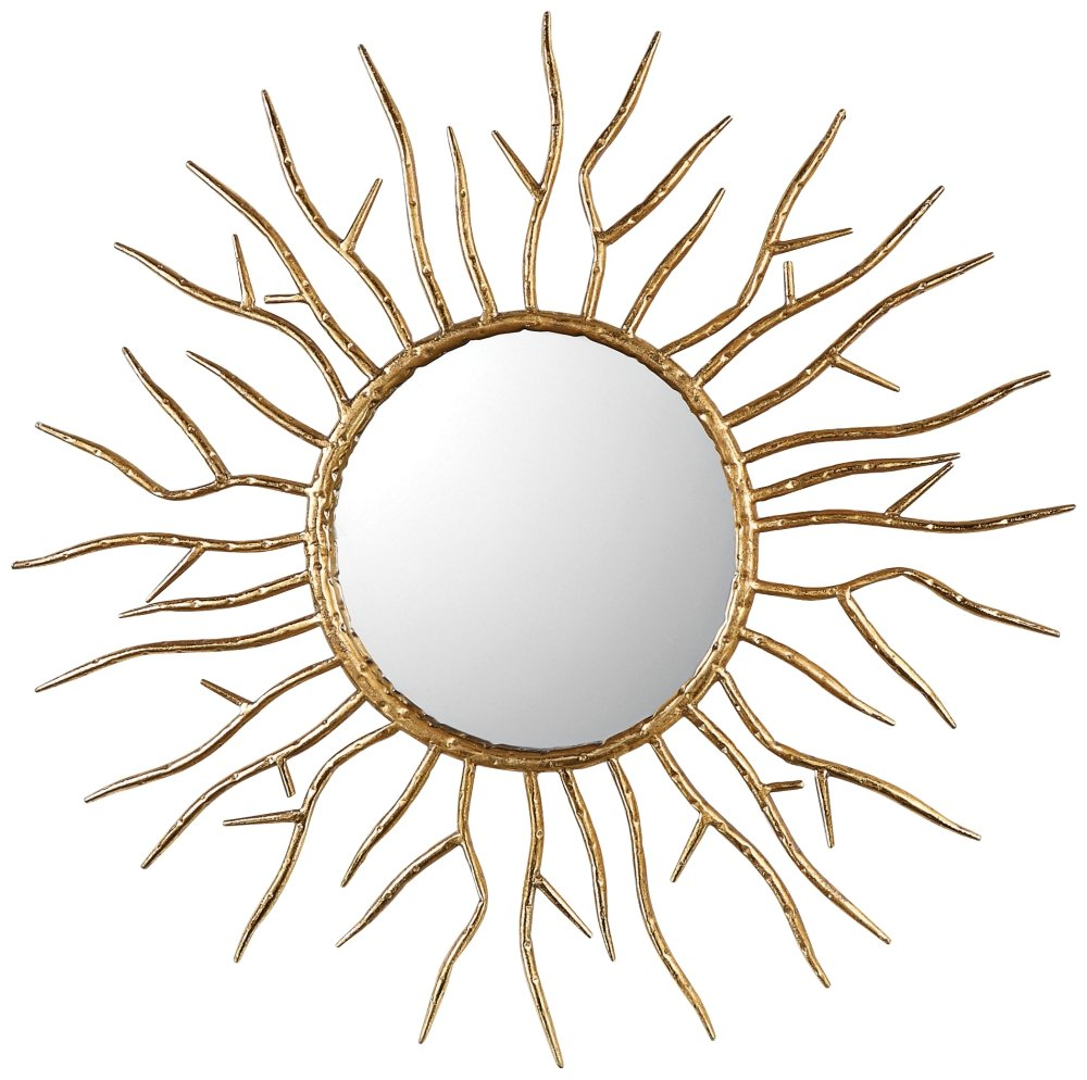 Branched Wall MIrror