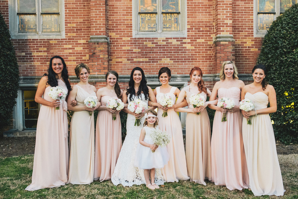 rustic-bridal-party