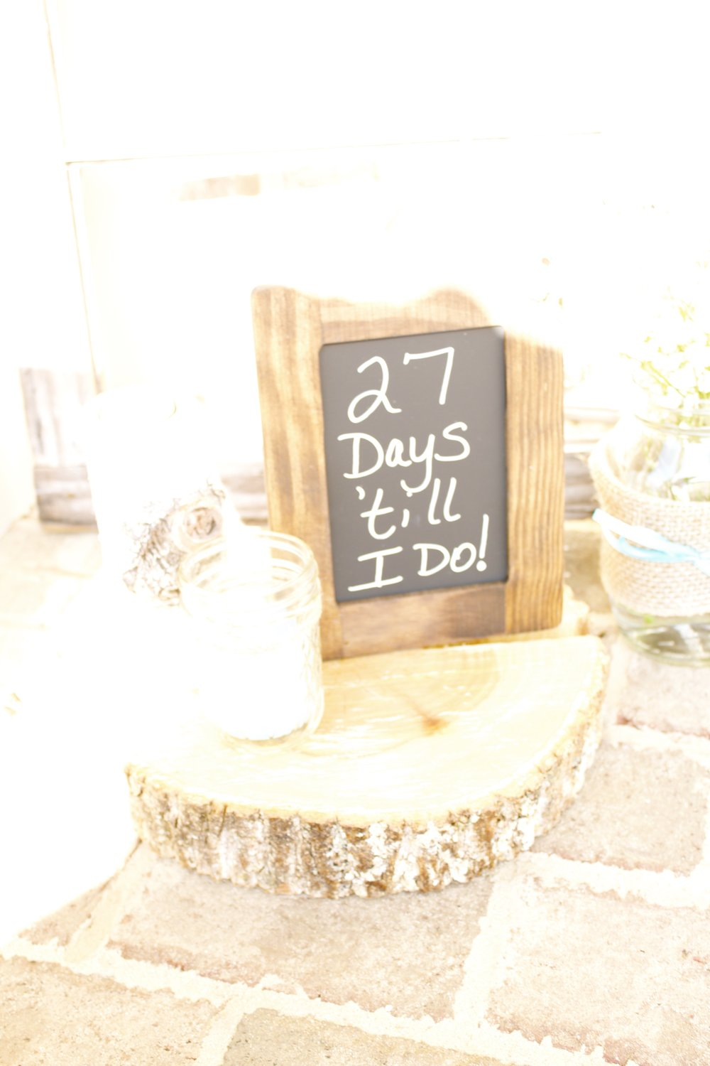 bridal-shower-countdown-sign