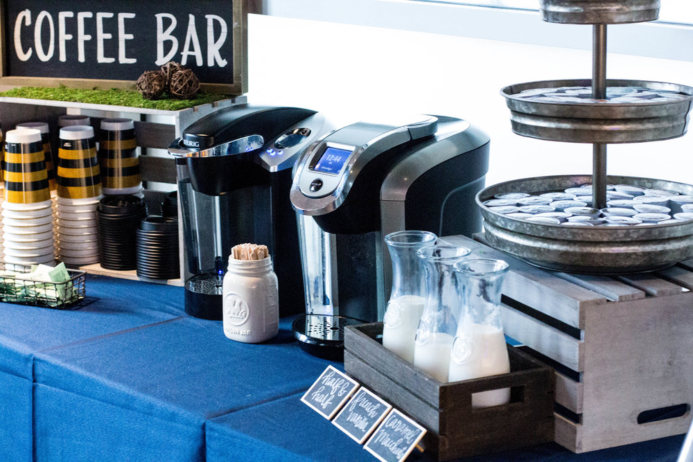 keurig-coffee-bar