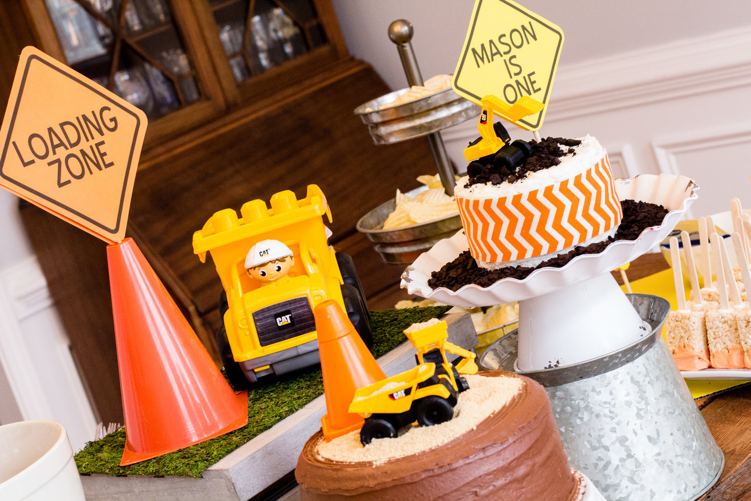 162d2c2dd Construction Themed Party & Free Printables Sweetwood Creative Co. |  Atlanta Wedding Planner + Upscale Event Design
