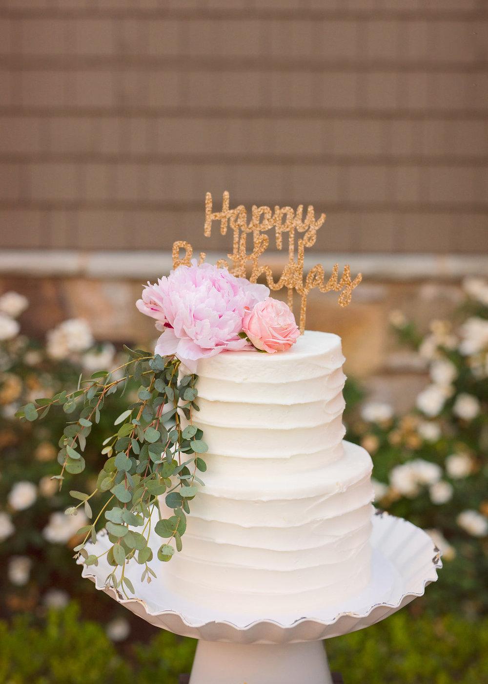peony-eucalyptus-cake