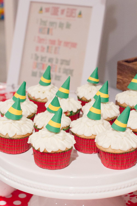 elf-cupcakes