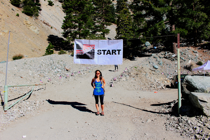 Mt Baldy Climb For Heroes