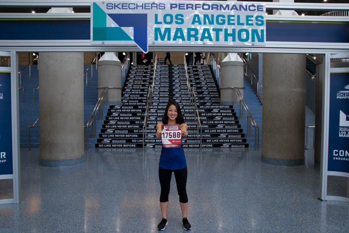 LA Marathon Tips on Anything for the Crown