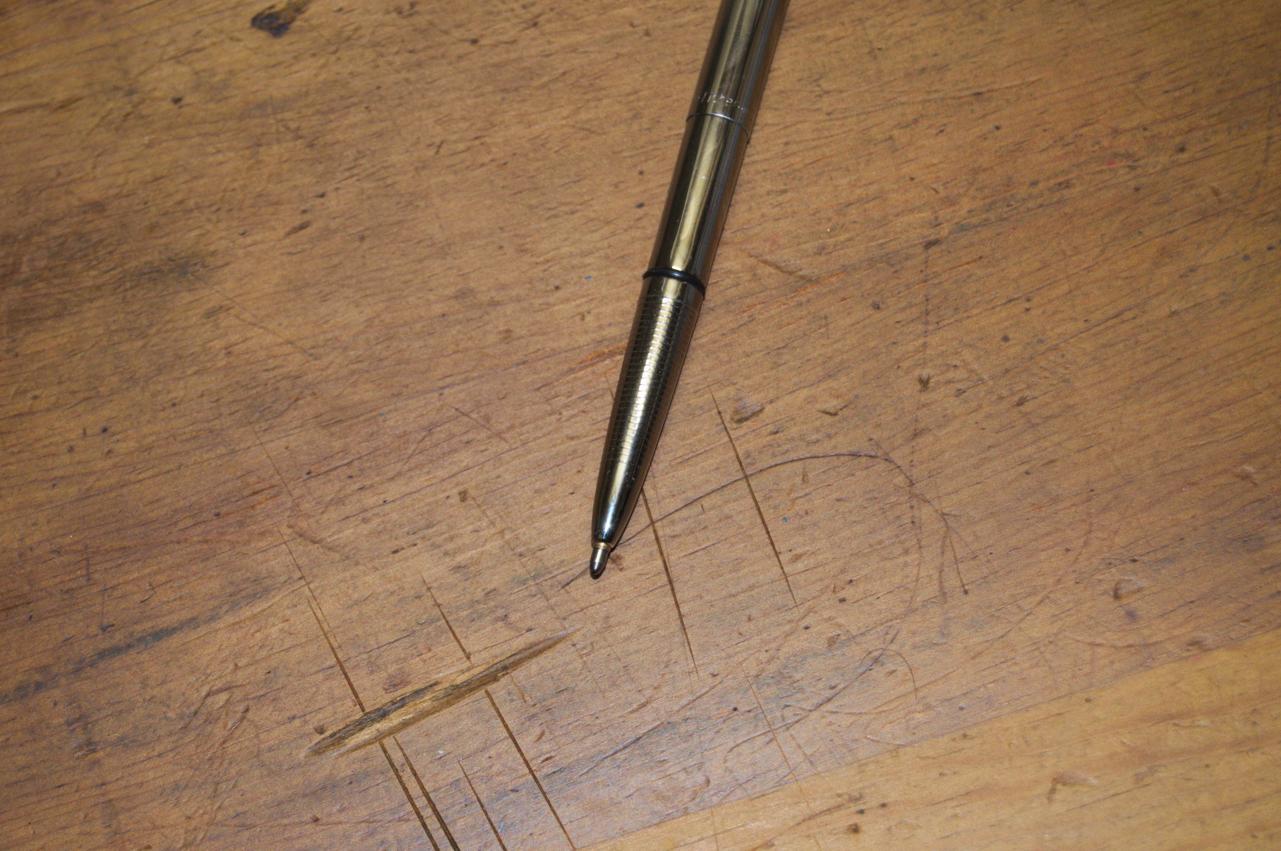 Fisher Space Pen Bullet