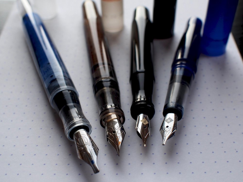 Franklin-Christoph Family - Serious nibbage! Model 66 Stabilis, Model 20 Marietta, Model 45, Pocket 40.