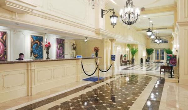 The Classy Lobby