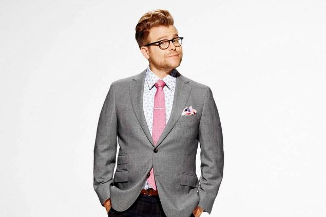 Life Ruiner: Adam Conover on Philosophy, Funny Bummers and Why You Need to Vote. (New York Observer, August 23, 2016)