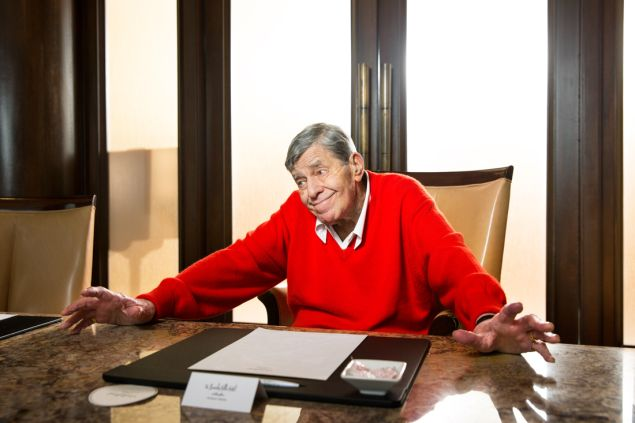 What Jerry Lewis Talks About When He Talks About Love (NY Observer, August 31, 2016)