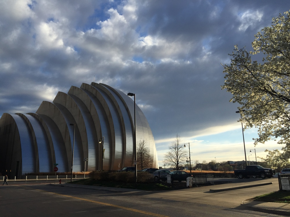 Kauffman Center Kansas City, MO Architect:Moshe Safdie Photo by : Matt Menendez http://www.kauffmancenter.org/