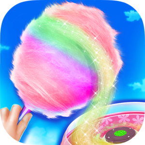 My Sweet Cotton Candy Shop - What's tastier than fluffy, sugary, so-much-fun-to-eat cotton candy? Ever wanted to make your own fairy floss? Of course you have, it would be more wonderful to have cotton candy shop around the carnival!