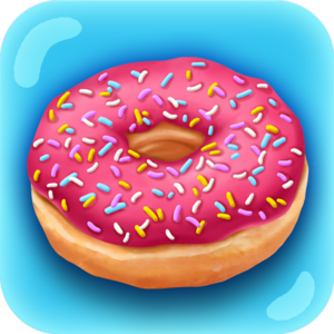 Donuts Maker - Sweet Cooking Games - Donuts are the best! They're great for breakfast or a snack. There's nothing you cannot do with a warm, tasty donut, so what are you waiting for? Learn how to make your own!