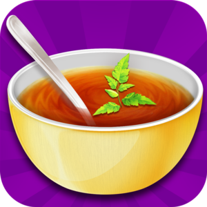 Soup Maker - Cooking Game - The very FIRST soup maker on the app store! Make soups just the way you love them! Now you don't need a can opener! Just download today and start playing! Add fun ingredients and watch your ingredients swirl around as you enjoy!