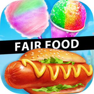Carnival Fair Food Maker - A carnival fair is a perfect place to experience yummy foods. Experience the Fun of the Fair with Fair Food Maker!