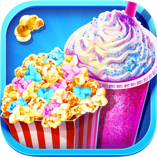 - VIP Movie Night Food Party: Make Delicious Foods!Let's have a crazy movie night party and make tons of yummy foods!