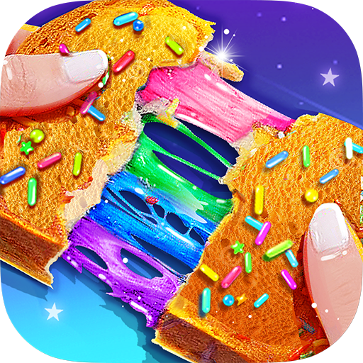 Magic Rainbow Unicorn Foods ❤ Dream Desserts!Go travel to the rainbow magic land to explore yummy rainbow unicorn foods! Such as rainbow grilled cheese, unicorn cotton candy, ice cream rolls, marshmallow wands, and the fantastic rainbow latte!  -