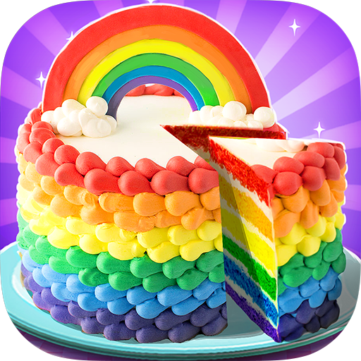 - Rainbow Unicorn Cake Maker: Free Cooking GamesDownload this cooking game and we can show you how to bake beautiful rainbow unicorn cakes step by step. There are total 10 kinds of cakes, everyone is so beautiful and lovely, you are free to choose anyone of them to bake.