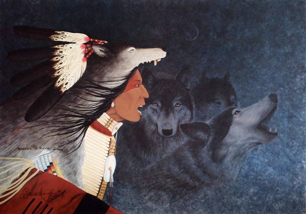 """Wolf Brothers,"" by Paladine H. Roye"