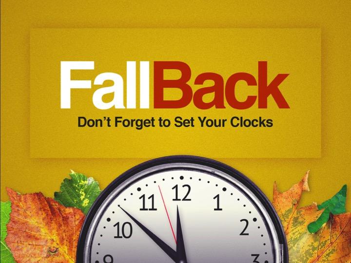 Fall Back Im Free Church
