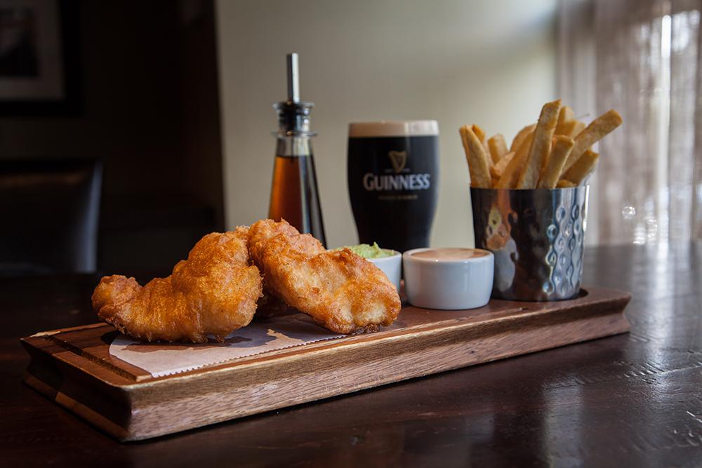 Fish & Chips. Photo courtesy of Dublin4.