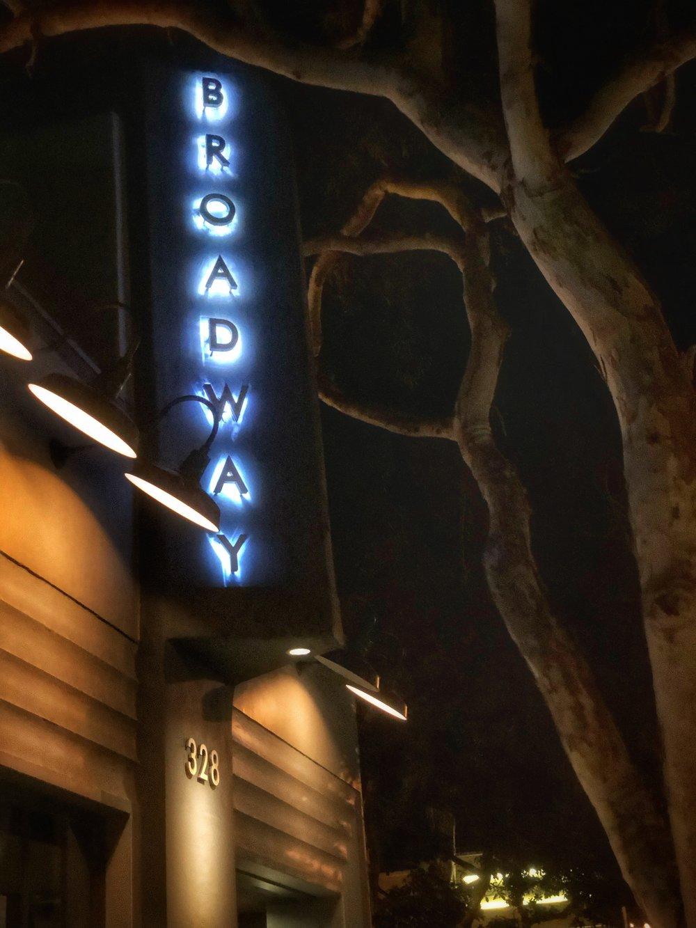 Broadway by Amar Santana - Laguna Beach