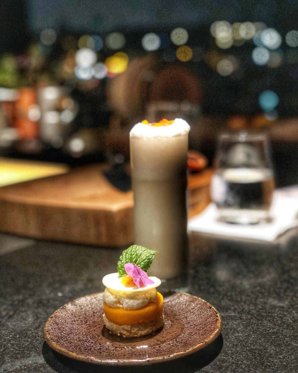 Cocktail Omakase - Nobu Newport Beach