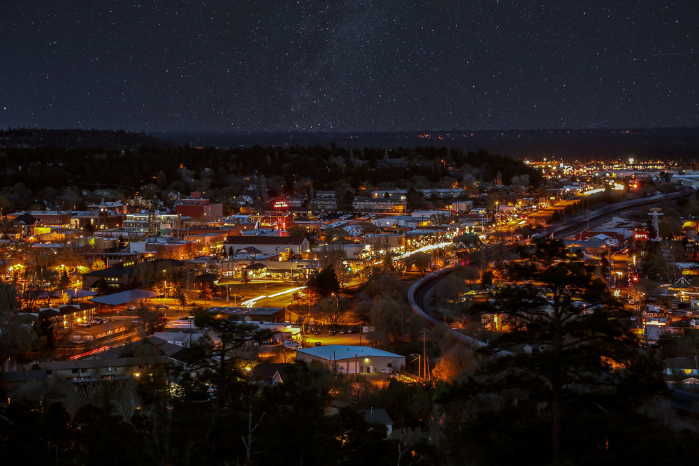 Flagstaff, Arizona, First International Dark-Sky City