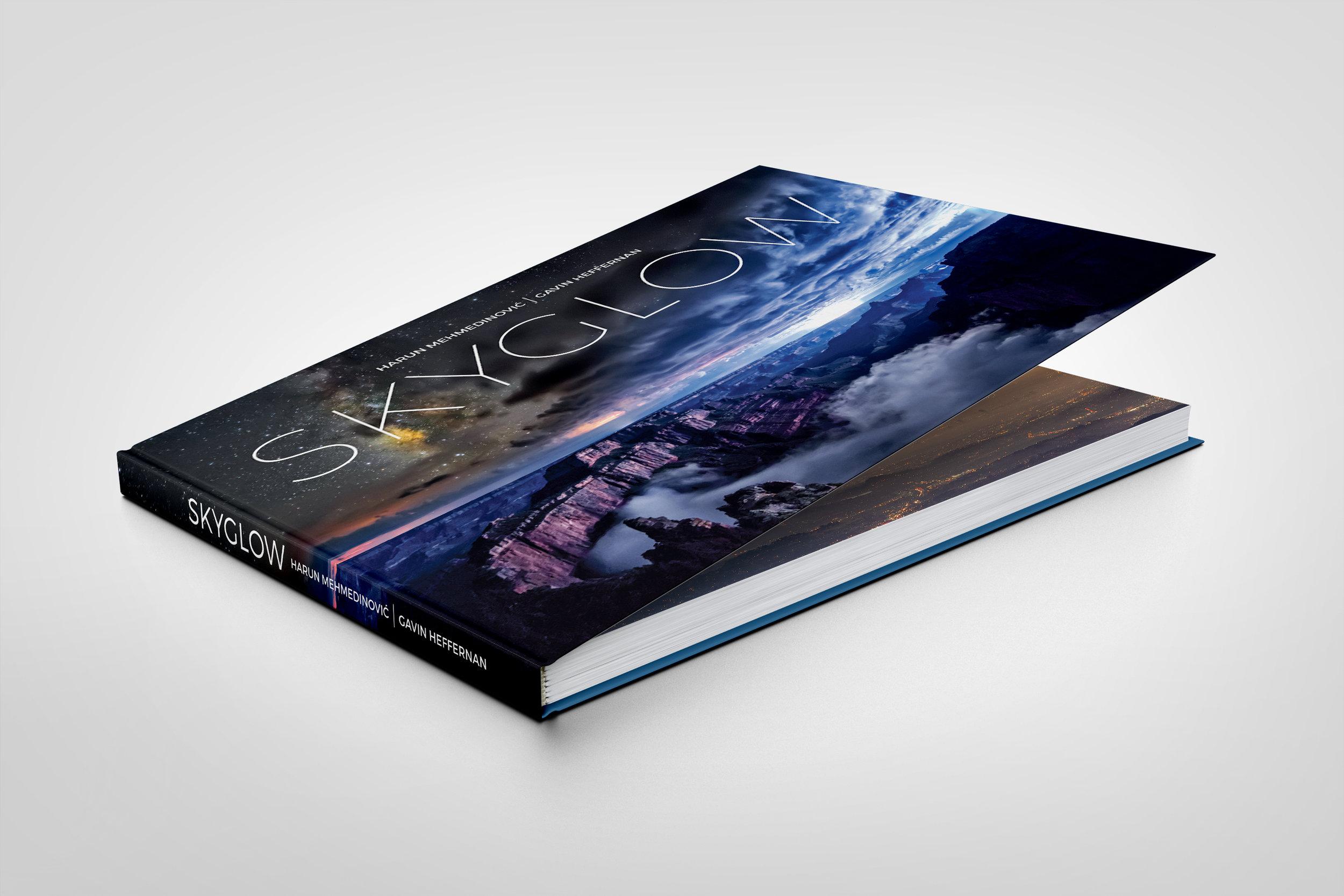 skyglow hardcover book skyglow light pollution awareness
