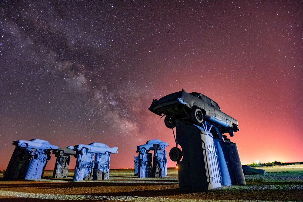 CARHENGE | Alliance, Nebraska|  BUY PHOTO PRINT
