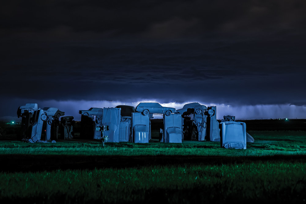 STORMHENGE | Alliance, Nebraska |  BUY PHOTO PRINT