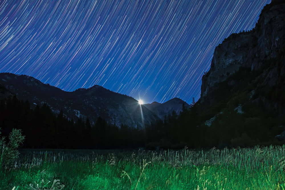 KINGS MOONRISE | Kings Canyon National Park, California | BUY PHOTO PRINT