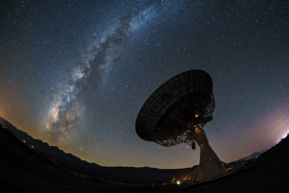 This Timelapse Video of Radio Observatories is Just Breathtaking