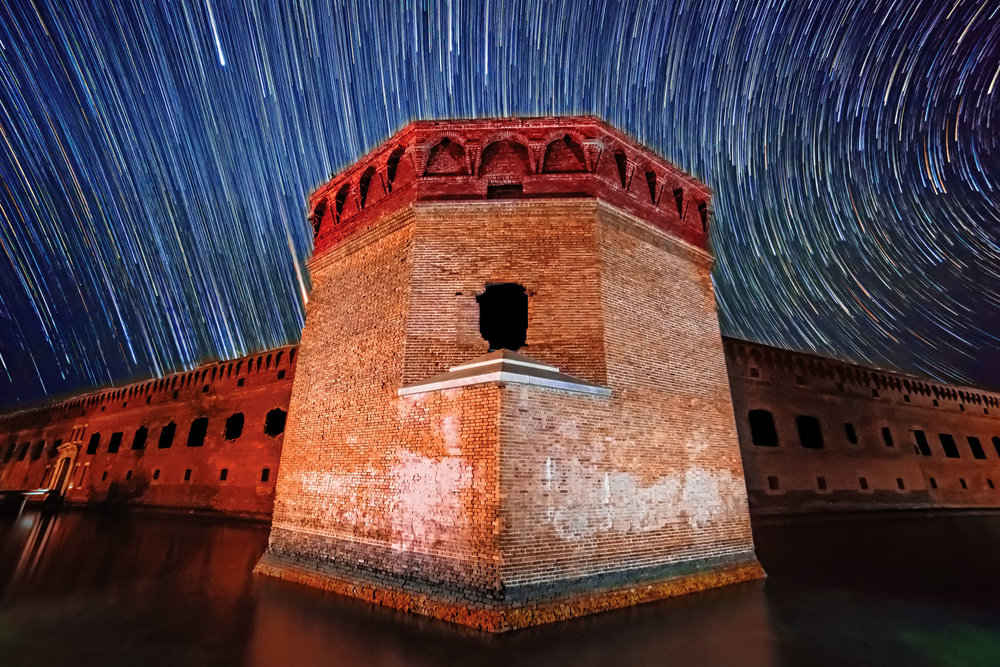Harun Mehmedinovic time-lapse video of Dry Tortugas Park.