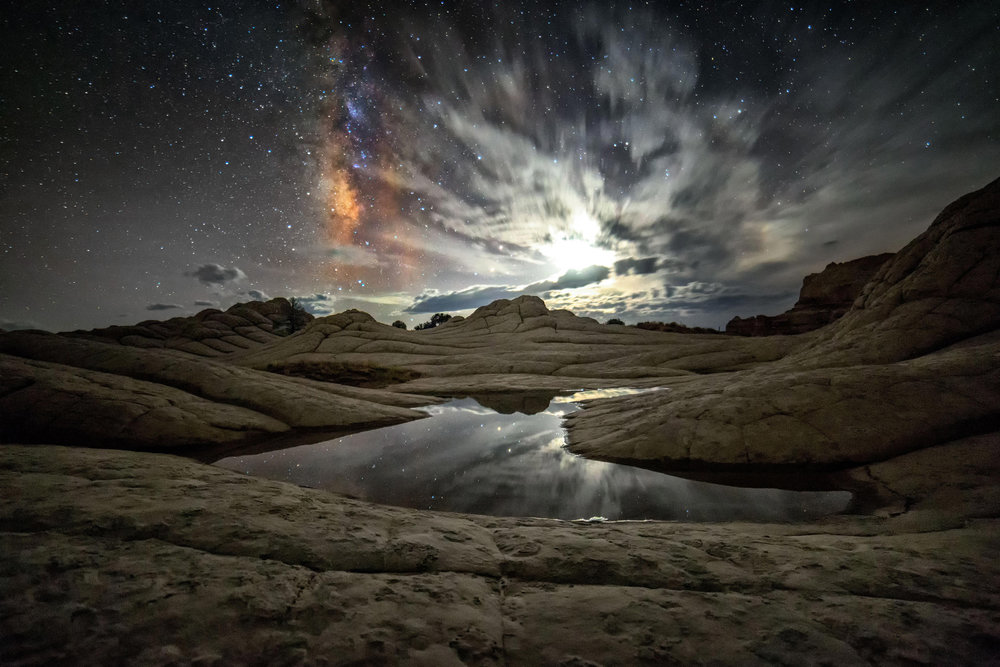 Tempestuous Beauty of Arizona Captured in Ethereal Timelapse Video
